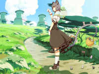 Konachan.com - 67675 animal_ears nazrin tail touhou.jpg